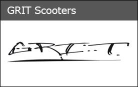 Komplett-Scooter von Grit