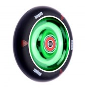 anaquda Wheel - FullCore - 110 mm - grün/schwarz