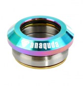 anaquda Headset integrated - neochrome