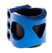 anaquda Triple Clamp oversized - blau