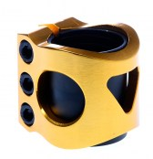 anaquda Triple Clamp V3 oversized - gold