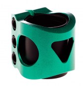anaquda Triple Clamp V3 oversized - grün