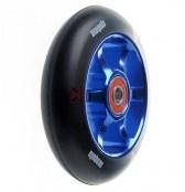 anaquda spoked wheel 100 - schwarz/blau