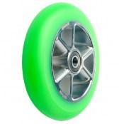 anaquda Wheel Taipan 110 mm - grün/chrome