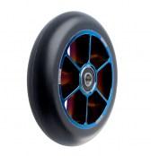 anaquda Blade Wheel 120 mm - schwarz/blauchrome