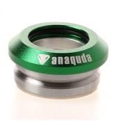 anaquda Headset integrated - grün