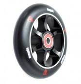 anaquda spoked wheel 100 - schwarz