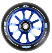 AO Delta 10 Hole Wheel 100 mm - blau