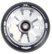 AO Delta 10 Hole Wheel 100 mm - silber