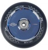 AO Helium Wheel 110 mm - polished silber