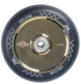 AO Helium Wheel 110 mm - polished gold