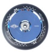 AO Helium Wheel 120 mm - polished silber