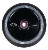 AO Helium Wheel 120 mm - schwarz