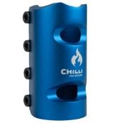 Chilli Clamp SCS oversized - blau