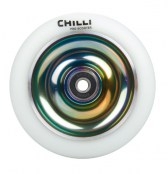 Chilli Wheel Fullcore 110 - weiss/rainbow