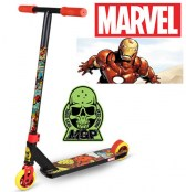 Marvel Collection - Madd Gear Pro Scooter - Iron Man