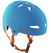 REKD Elite Helm - blau/orange
