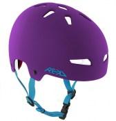 REKD Elite Helm - lila/blau Gr.M